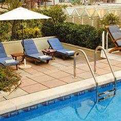 GRAN DERBY SUITE HOTEL BARCELONA / 4**** http://www.bookstyle.net/en/barcelona-style/hotels-with-style/gran-derby-suite-hotel-barcelona/21/0/20270