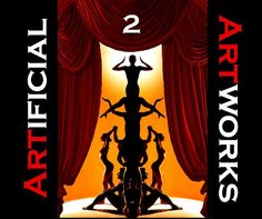 Artificial Artworks 1, released in May 2010, showcased my best creative pictures taken over a period of 30 years. Artificial Artworks 2, released in October 2013, is the result of the following 3 years, very intense and full of inspiration.