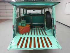 1962 Jeep All-Steel Station Wagon - ready for anything.