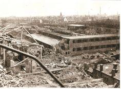 Az 1944. április 13-i győri terrorbombázás - Régi Győr Paris Skyline, Travel, Viajes, Destinations, Traveling, Trips