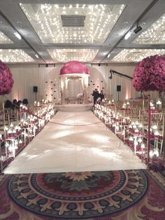 wedding mandap