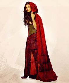 Once Upon a Time | Ruby Red
