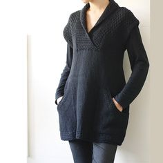Ravelry: Ebony pattern by Cristina Ghirlanda