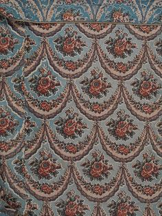 Length Date: second quarter 19th century Culture: British, probably Medium: Cotton Dimensions: Overall: 103 x 49 in. (261.6 x 124.5 cm) Classification: Textiles-Printed Credit Line: Gift of George Mangini, 2009 Accession Number: 2009.323.6