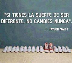 Ser diferente - En Positivo
