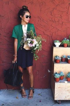 - The Free Spirit Julie Sariñana of Sincerely Jules, @sincerelyjules