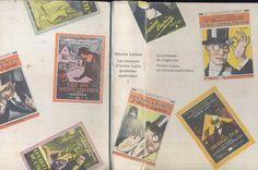 Maurice Leblanc Arsène Lupin: La comtesse de Cagliostro - Arsène Lupin, Gentleman Cambrioleur Hachette / Gallimard Oeuvres de Maurice Leblanc n° 1 - 1960 Moyen format cartonné toilé et illustré. 485 pages, 600 grammes