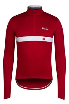 Cycling Jersey (Long Sleeve): Japan ver.