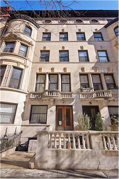1000 images about new york townhouses on pinterest for New york city brownstone for sale