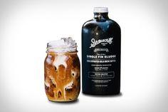 Seaworth Single Fin Sludge Cold Brew Coffee