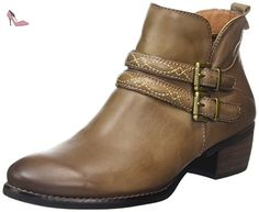 Pikolinos Hamilton W2e_i16, Bottes Classiques femme - Beige - Beige (Siena), 38 EU - Chaussures pikolinos (*Partner-Link)