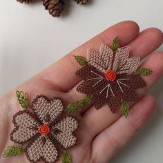 Crochet Earrings, Detail, Jewelry, Lace, Crocheting, Amigurumi, Jewlery, Jewerly, Schmuck
