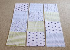 Sewing Baby Girl Make an easy baby quilt out of receiving blankets! - Make an easy baby quilt out of receiving blankets! Perfect way to use flannel scraps or unused receiving blankets. Makes a great baby gift! Quilt Baby, Baby Quilts Easy, Baby Quilts To Make, Baby Boy Quilt Patterns, Easy Baby Blanket, Rag Quilt, Baby Quilts For Boys, Diy Baby Quilting, Hand Quilting