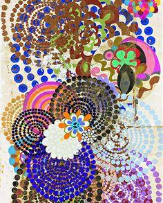"""""""O Moderno"""" 2002 by Beatriz Milhazes"""