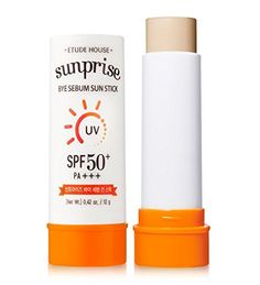 Etude House Sunprise Bye Sebum Sun Stick SPF50+/PA+++ ETU... https://www.amazon.fr/dp/B01GCP0SJE/ref=cm_sw_r_pi_dp_x_3Yk-zbPS0KX9J