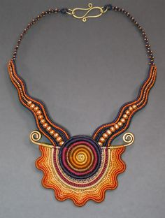 Joan Babcock Necklace... Just wow...just wow
