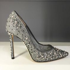 In With These New Shoes That Are Now Available At The Perfect Something Navy Kleinfeld Bridal