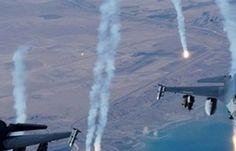 اخبار اليمن العربي: شاهد بالفيديو.. كيف حصد طيران التحالف رتل من الحرس الجمهوري في منفذ علب؟