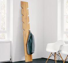 Handgemaakte houten kapstok - Nieuws - ShowHome.nl