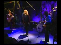 LED ZEPPLIN's Robert Plant and Jimmy Page perform THANK YOU. This is excellent!
