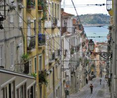 Lisbon, Ascensor da Bica