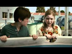 Dolphin Tale is a touching movie about the developing friendship between a boy and a dolphin whose tail was lost in a crap trap.