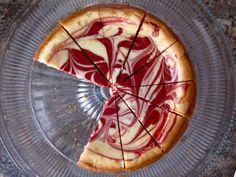 Red Velvet Swirl Cheesecake
