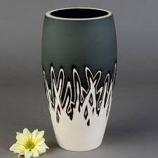Resultado de imagen de aquamarine pottery vases