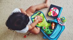 Traveling with kids 9 months old - Long Haul and beyond - My Well Traveled Friend