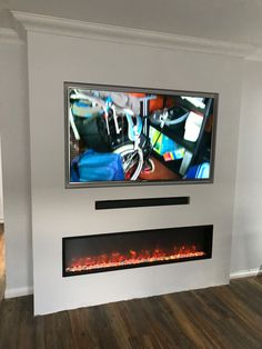 Excellent No Cost bedroom Fireplace Remodel Strategies – Rebel Without Applause Living Room Decor Fireplace, Home Fireplace, Fireplace Remodel, Living Room Tv, Fireplace Vent, Fireplaces, Tv Above Fireplace, Linear Fireplace, Modern Fireplace