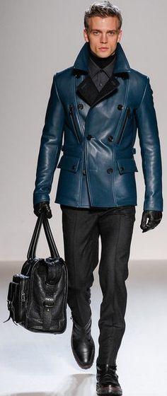 Belstaff Fall 2013 Menswear.