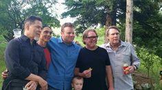 Boys of Longmire A Martinez, Longmire Tv Series, Zahn Mcclarnon, Prodigal Son, Greys Anatomy, Westerns, It Cast, Actors, Couple Photos