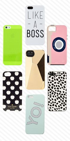 new favorite iPhone 5/5S cases