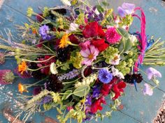 august flower bouquet - Google Search