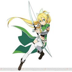 Safebooru is a anime and manga picture search engine, images are being updated hourly. Leafa Sao, Kirito, Arte Online, Online Art, Leafa Sword Art Online, Game Character, Character Design, Desenhos Love, Accel World