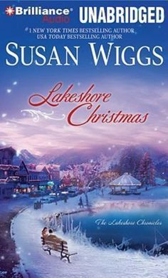Lakeshore Christmas by Susan Wiggs (Audio Books, Fiction, 2009, 8-Disc Set) NEW