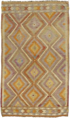cicim kilim rug from turkey - KEIVAN WOVEN ARTS,