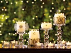 Cream candles  with chic handles, perfect for classic decoration, https://www.profiletree.com/sarahscandlz #candles, #handmade, #crafts, #decoration, #fragrance, #christmas, #body, #home, #products, #accessories, #canyoncandles,