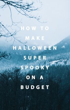Halloween is such a fun time of year; the candy, the costumes, the parties and trick or treating! It's one of my favorite times to go all-out to celebrate in spooky style. The problem is that when making...