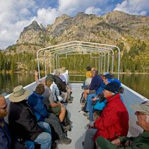 Plan your trip to Yellowstone National Park   Has comments about restaurants, things to do, etc.