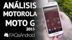 Análisis del Motorola Moto G 2015: review en español