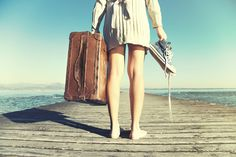 Motivos para você começar a viajar sozinha - Blog da Cris Feu