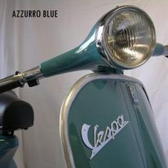 Vespa Classic - who can resist?