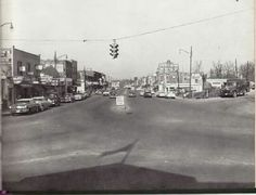 Intersection of Rossville Boulevard and McFarland Ave.
