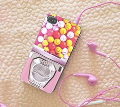 http://trendmania.pl/produkt/obudowa-candy-machine/ Cute and Sweet Phone Case  iPhone