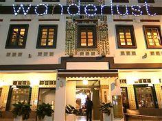 Wanderlust Hotel Singapore#artluxestyle #stylecierge #luxepassport
