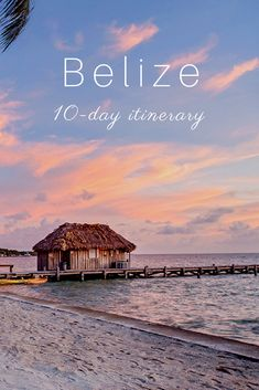 Because Belize uses English as its official language, the country makes an ideal first foray into Central America. It is a microcosm of the entire region, with Mayan ruins, unspoiled tropical forests containing a wealth of birdlife and white-sand beaches protected by the second-longest coral reef in the world.