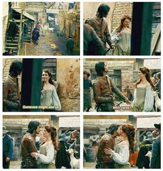 (because D'Artagnan and Constance are perfect for S+N)
