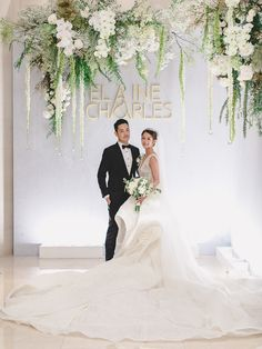 Recommended Top Designer: Nicole + Felicia Couture | Recommended Top ArtistPhoto: Milk & Honey Studio