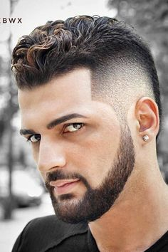 Slick back hair can be styled in many awesome ways. From undercut shorts to long hairstyles, from curly and messy to straight and polished mens haircuts, there is an option for everybody. Check out the coolest ideas here. #menshaircuts #menshairstyles #slickbackhair #slickedbackhair #slickedback #slickbackhairmen